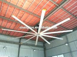 big air ceiling fan big industrial ceiling fans compare to big fans big air