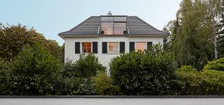 Wohnzimmerm El 30er Jahre Villa Am Rhein U2013 Straßenansicht Von Architekturbüro Lehnen Homify