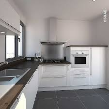 plan de travail cuisine noir pailleté cuisine blanche plan de travail noir avec cuisine luxury plan de