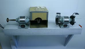 Old Bench Grinder Virtual Tour Master Clock Repair