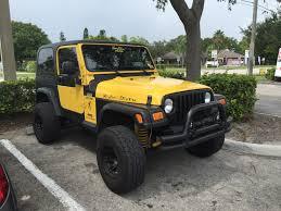 2006 tj jeep wrangler jeep jeep yellow tj 3 jeep wrangler tj 1997 2006