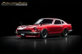 nissan fairlady 1969 r246 1121 nissan fairlady 240z l s30 red autoscale studio