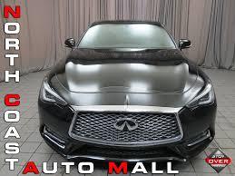 2017 Used Infiniti Q60 3 0t Sport Awd At North Coast Auto Mall