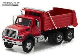 greenlight 1 64 2017 international workstar dump truck