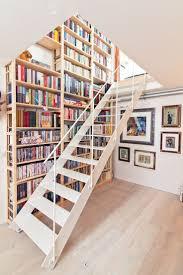 2 story home library libraries bookshelves pinterest