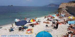 le ghiaie spiaggia delle ghiaie a portoferraio isola d elba