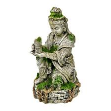 statue with figurines statues aquatic supplies australia