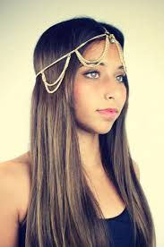 hair chains chain headpiece chain headdress chain sale reg 30 lovmely