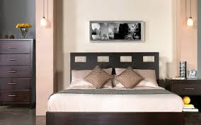 Solid Wood Contemporary Bedroom Furniture - bedroom ideas fabulous king size white contemporary stained