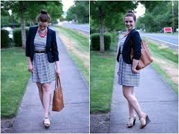 how to wear diy the striped dress i love create enjoy