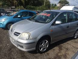 used nissan almera tino cars for sale drive24