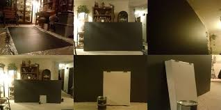 ambient light rejecting screen simple black darkgrey light rejecting screen home theater forum