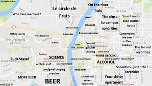 san francisco judgmental map a judgmental map of iowa city