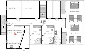 hakuba house floor plan 1f hakuba house