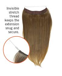 invisible hair invisible extension hairuwear