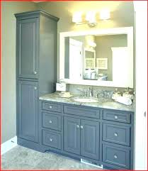 bathroom vanity and cabinet sets bathroom vanity and linen cabinet sets malkutaproject co