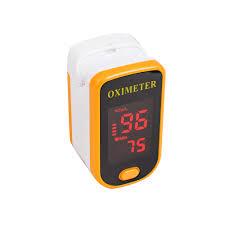 2017 sale orange color blood oxygen monitor spo2 pr monitor