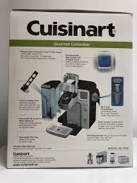 Cuisinart Gourmet Single Serve brewing system