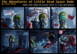 Dead Space Meme - dead space comic by bawarner on deviantart
