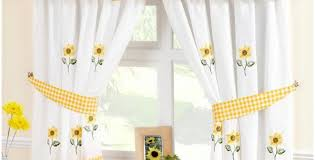 Blue Plaid Kitchen Curtains by Curtains Kitchen Curtains Yellow Enrapture Kmart Yellow Kitchen