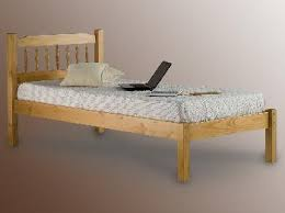 birlea rio single pine bed frame single wooden beds