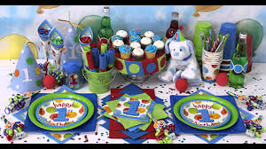 boy birthday party themes decorations at home ideas youtube