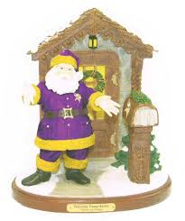 minnesota vikings christmas collection of ornaments stockings