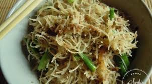 cuisiner vermicelle de riz vermicelles de riz sautés au boeuf chine la tendresse en cuisine