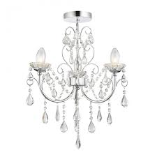 Crystal And Chrome Chandelier Chandeliers Cotterell U0026 Co Online Lighting Store