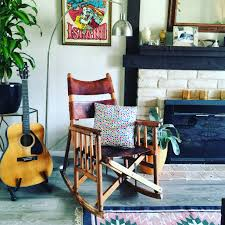 Ikea Ps 2017 Rocking Chair by A Look Inside Our New Home Ramshackle Glam