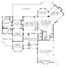 Large Kitchen House Plans 117 Best Plans U0026 Blueprints Images On Pinterest House Floor