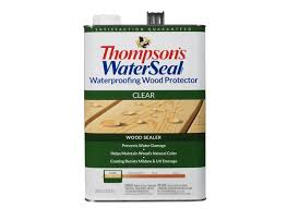 5 Expert Tips For Staining A Deck Consumer Reports by Thompson U0027s Waterseal Waterproofing Wood Protector Clear Home