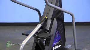stair master 4600cl stepper youtube