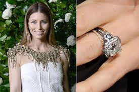 Celebrity Wedding Rings by Stunning Celebrity Engagement Rings Biggest And Best Engagement