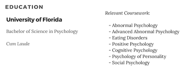 Career Coach Resume How To Make Your First Job Resume Stand Out