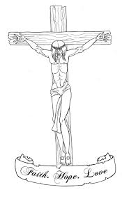cros tattoo without color jesus cross tattoo design tattoos book