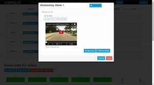 training tilt plan builder two minute preview youtube