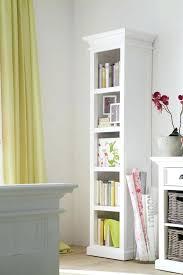 Narrow Bookcase White Narrow White Bookcase Stupendous Narrow White Bookcase