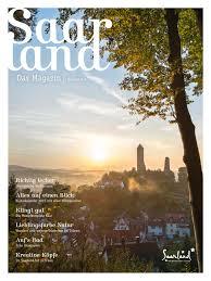 saarland das magazin 2015 by tourismus zentrale saarland issuu