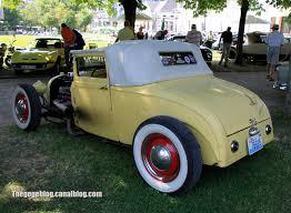 Renault Baden Baden Ford Rod Model A Sport Coupé De 1929 37ème Internationales