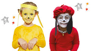 dressing up ideas world book day