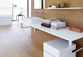 Duravit Bathroom Furniture X Large Console For Above Counter Basin By Duravit Stylepark