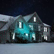app controlled night stars holiday landscape laser projection