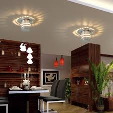 livingroom lights amazing decorative ceiling lights for living room colorpai 3w