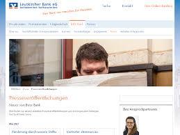 Bildschirmzeitung Bad Wurzach Presseveröffentlichungen Leutkircher Bank Eg