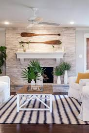stone fireplace decor apartments best over fireplace decor ideas on pinterest for