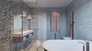 awesome bathroom ideas the best arrangement spacious modern bathroom designs decorated by