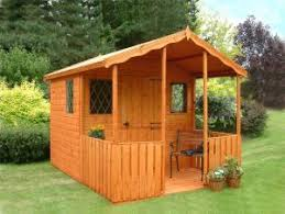 Summer Garden Houses - garden summer houses and summer house sheds supplier birmingham