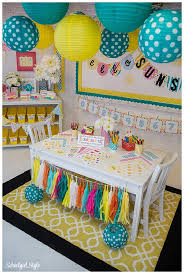 Home Decoration Birthday Party Best 25 Kindergarten Classroom Decor Ideas On Pinterest