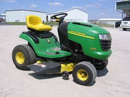 what is the best john deere l110 lawn mower